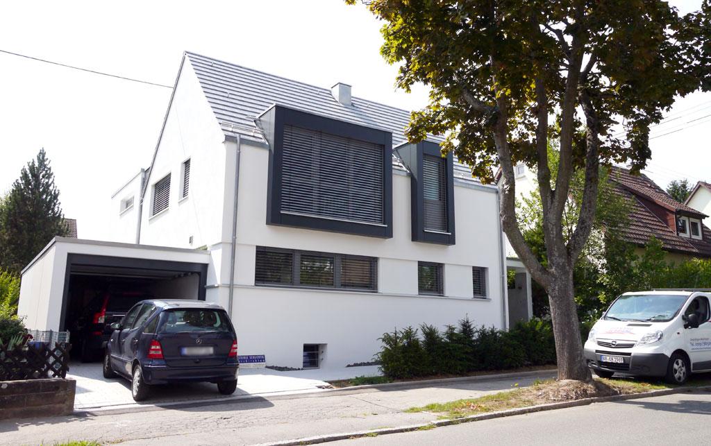 Architekturbüro Sindelfingen projekte elektro klein